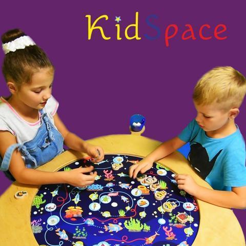 KidSpace інтерактивний дитячий ігровий стіл
