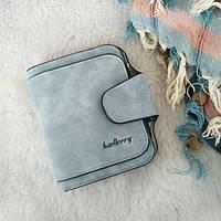 Кошелёк женский Baellerry Forever mini голубой Балери мини