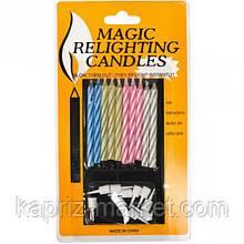 """Свічки"""" Нестримні"""", ціна за 1 упаковку( 10 свічок)"""