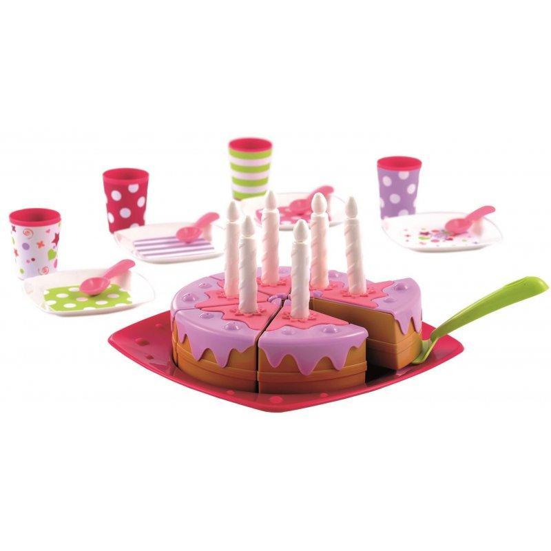 Игровой набор С Днём Рождения PARTY kids Ecoiffier 2613