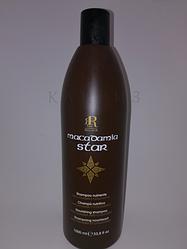 Шампунь для волос с маслом макадамии и коллагеном RR Line 1000 мл
