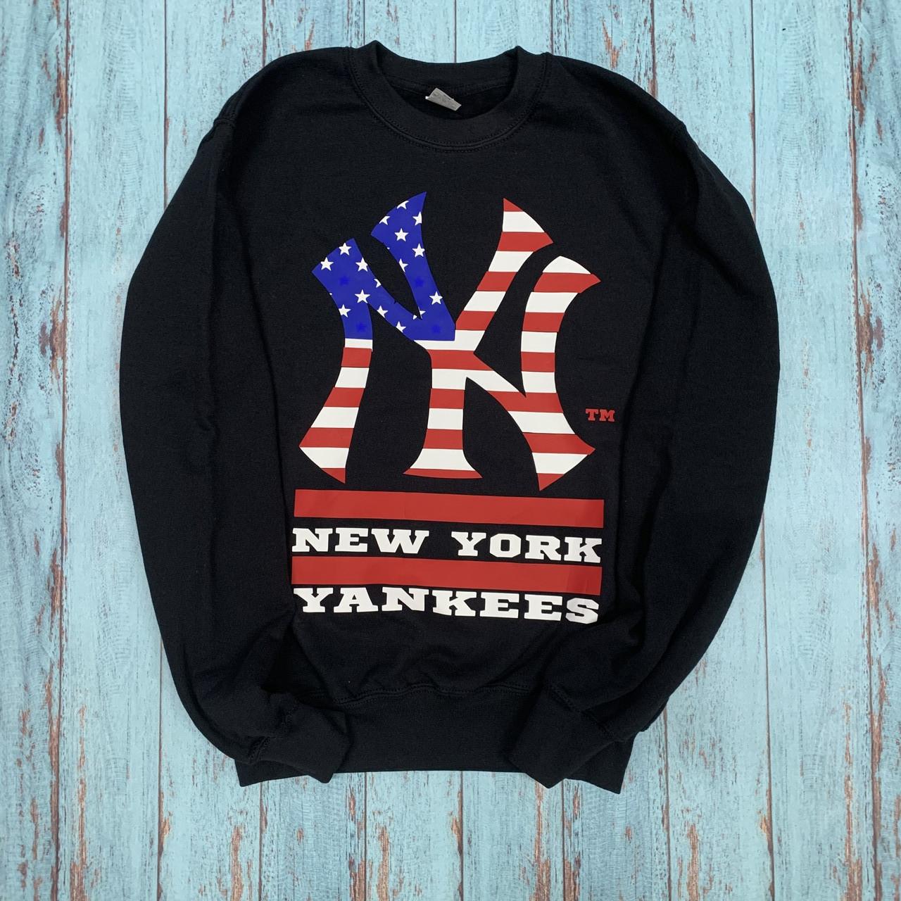 Свитшот A SHO New York Yankees S черный