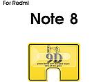 Захисне скло для камери Xiaomi Redmi Note 8 / Note 8T /, фото 4