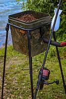 Ведро с крышкой FOX Camo square bucket 17L (CBT007)