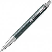 Ручка Parker Шариковая IM 17 Premium Pale Green CT BP (24 232) (3501179316437), фото 1