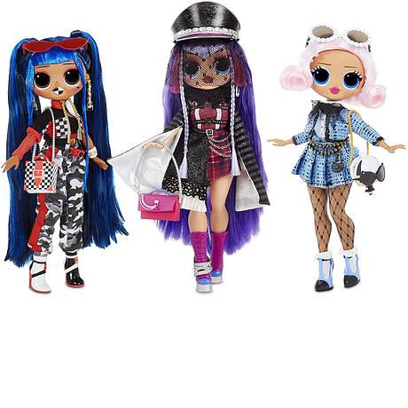 Новинки LOL Surprise OMG - эксклюзивные Downtown B.B., Uptown Girl и Shadow!