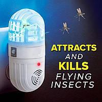Лампа Atomic Zabber от насекомых оригинал