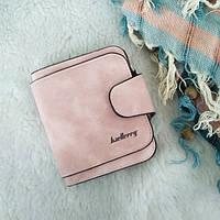 Кошелёк женский Baellerry Forever mini светло розовый (пудра) Балери мини