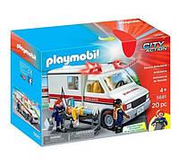 Плеймобил Playmobil 5681 Скорая помощь Rescue Ambulance