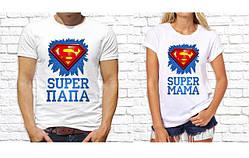 Парні футболки з принтами