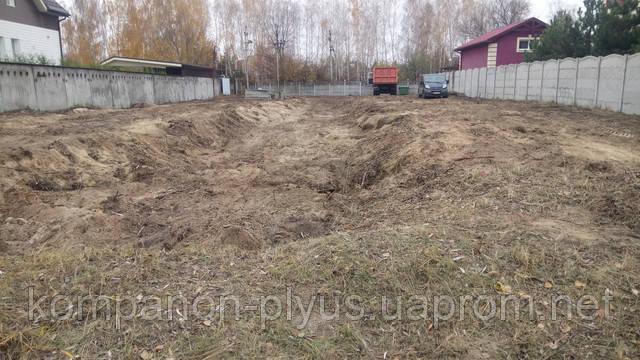 подготовка участка к строительству цена