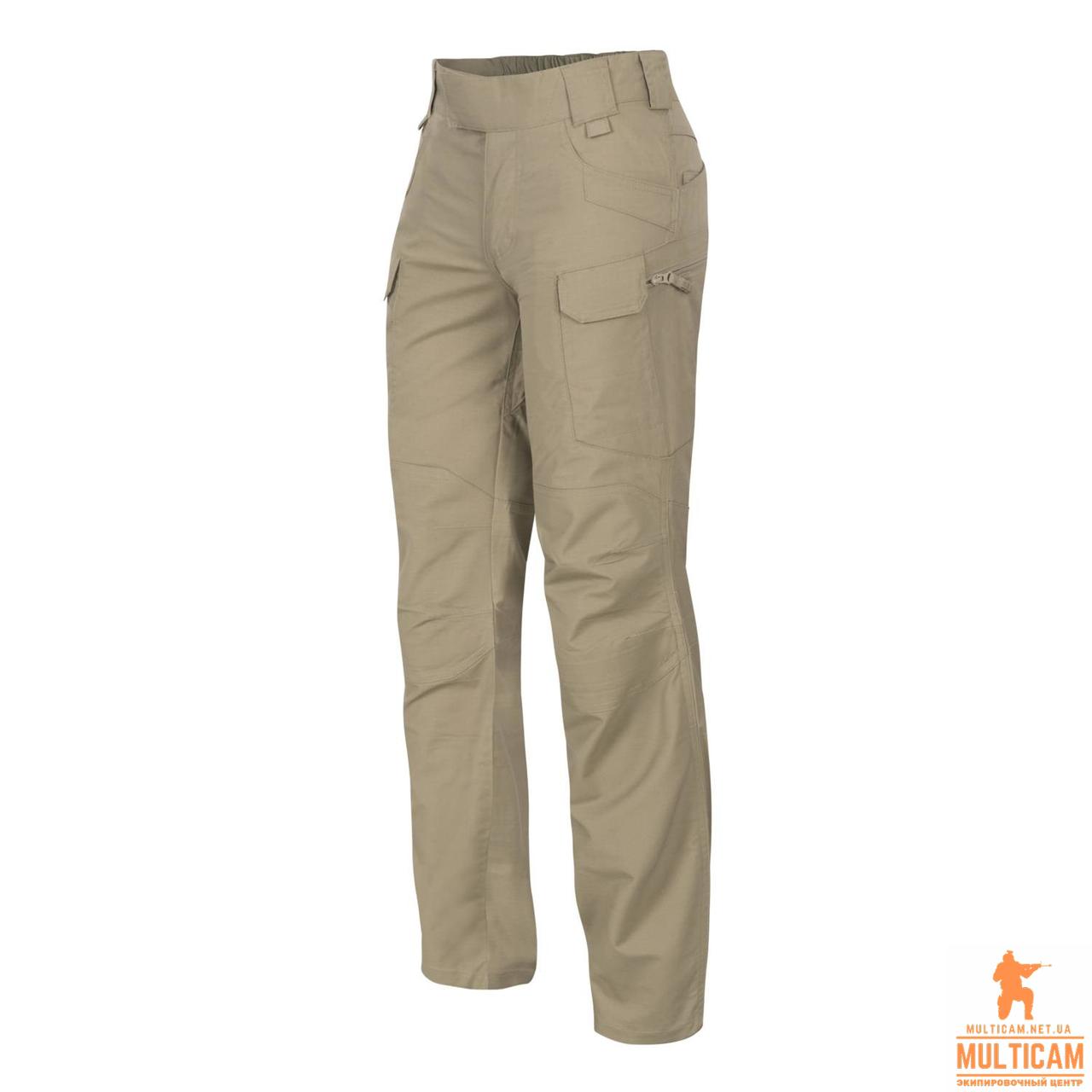 Брюки женские Helikon-Tex® WOMENS UTP® (Urban Pants®) - PolyCotton Ripstop - Khaki