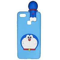 Чехол Cartoon 3D Case для Huawei P10 Lite Кот