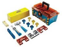 Дитячий Ігровий Ящик для інструментів Боб Будівельник з різноманітними інструментами з пластику Fisher Price