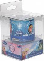 Детский Игровой Музыкальный Мини-Динамик Колонка Bluetooth Frozen со встроенным микрофоном голубой, Lexibook
