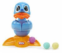Дитяча Розвиваюча Іграшка Морський лев з м'ячиками і трюками зі звуковими ефектами блакитний Little Tikes