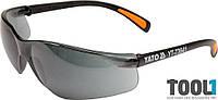 Защитные очки открытые затемненные Yato YT-73641