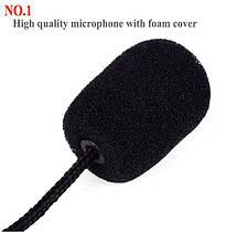 Петличный микрофон петличка Dagee DG-001 MIC для ПК, камеры, телефона, фото 3