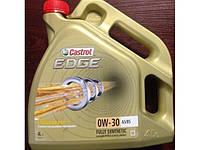 Масло Castrol EDGE 0W-30 A5/B5 (Каністра 4л)