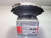 Колодка торм. диск. daewoo lanos 1,6 /lacetti/nubira 97- передн