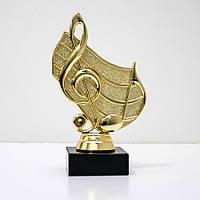 Статуетка Скрипичный ключ с нотой