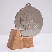 Медаль МА089 серебро, фото 1