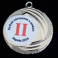 Медаль  МА 1040 Серебро