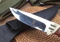 Нож нескладной Elk Ridge 18.4 см, фото 1