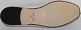 Балетки рожеві шкіряні від виробника модель КЛ2168, фото 4