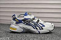 Кроссовки Asics Gel Lyte 5 OG White Blue ( Асикс Гель Лайт 5 ), фото 1
