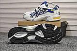 Кросівки Asics Gel Lyte 5 OG White Blue ( Асикс Гель Лайт 5 ), фото 2