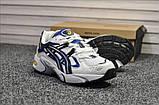 Кросівки Asics Gel Lyte 5 OG White Blue ( Асикс Гель Лайт 5 ), фото 4