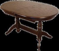 Стол кухонный раскладной  Империал с усиленным деревянным каркасом