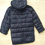 Демісезонна куртка для дівчинки р. 128, 134, 152, фото 3