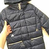Демісезонна куртка для дівчинки р. 128, 134, 152, фото 6