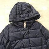 Демісезонна куртка для дівчинки р. 128, 134, 152, фото 7