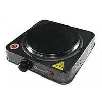 Настольная электроплита Электроплита Domotec MS-5811 1000W, серая, фото 1