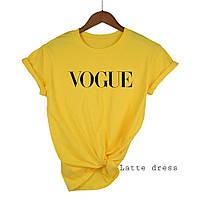 Женская футболка Вок (4 цвета)