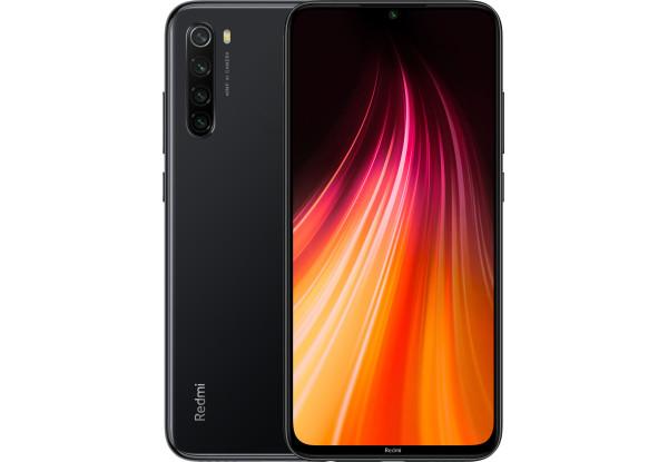 Xiaomi Redmi Note 8 4/128Gb Black Global (XTD00151)