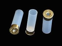 Гильза пластмассовая 12 к 70 мм под еврокапсюль Nobel Sport Италия 100 шт.