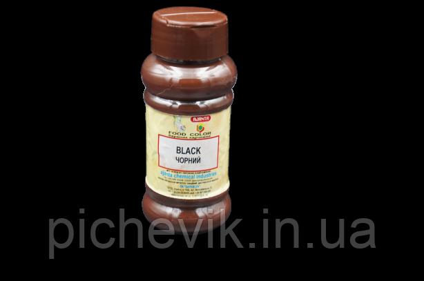 Краситель черный: Черный- black (Индия) ТМ «AJANTA».Вес: 100 гр