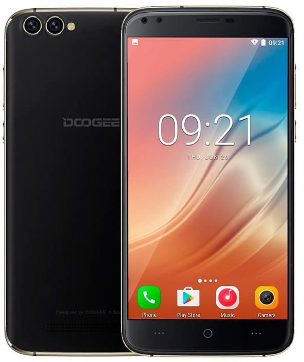 Doogee X30 2/16Gb Obsidian Black (STD00189)