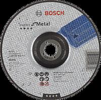 Отрезной круг Expert по металлу 180 x 3мм, вогнутый
