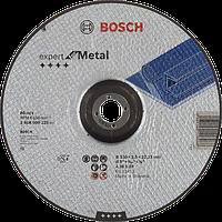 Отрезной круг Expert по металлу 230 x 2.5мм, вогнутый