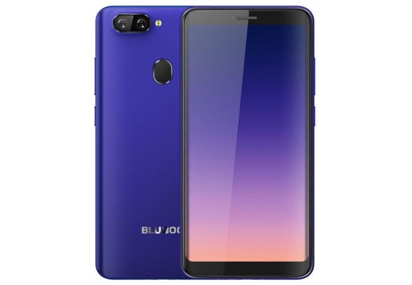 Bluboo D6 2/16GB Blue (DTD00829)