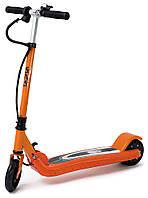 Детский электросамокат SNS KS55 Kid Music Orange (Оранжевый)