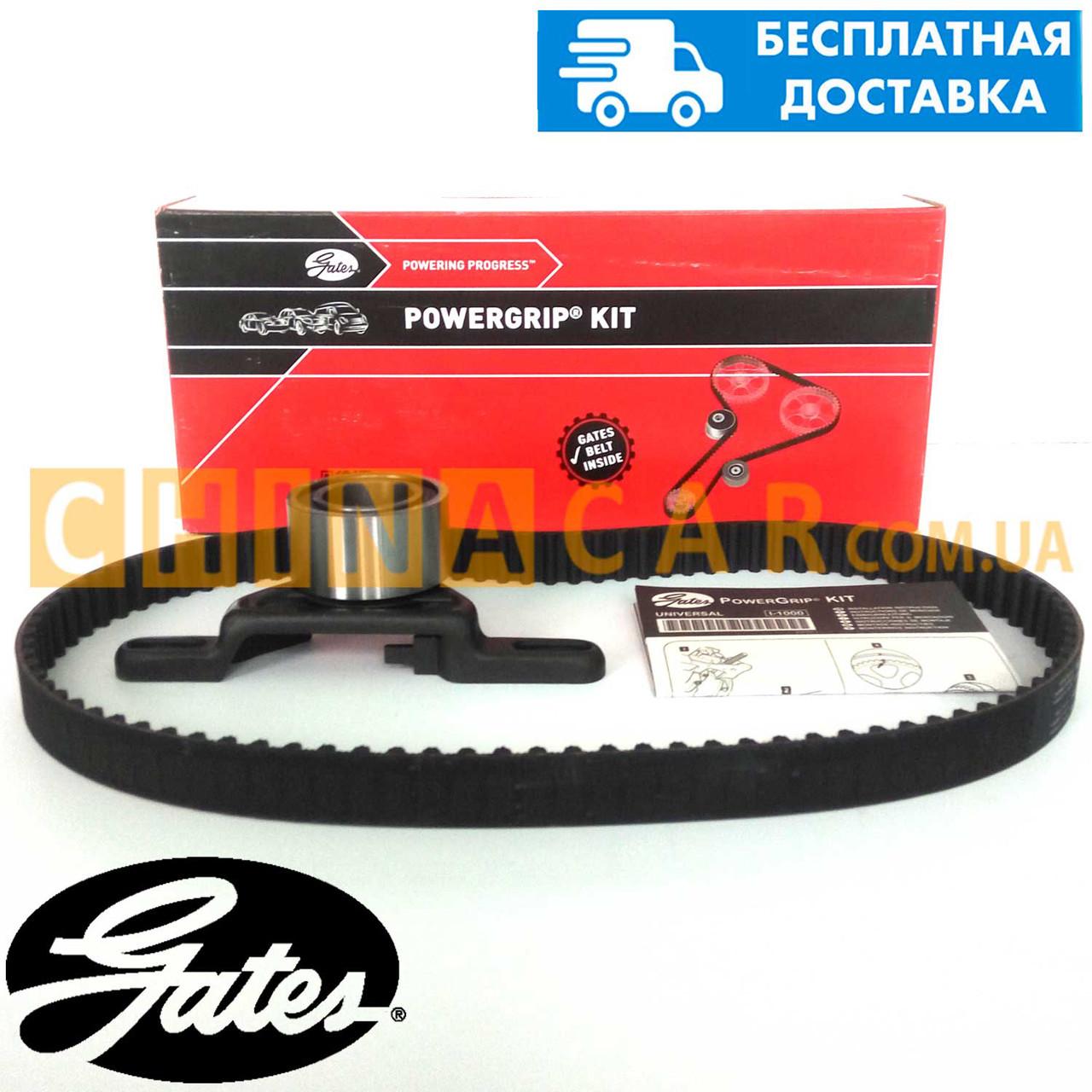 Комплект ГРМ GATES, Chery A13 ZAZ Forza Чери А13 ЗАЗ Форза - 477F-1007073-K