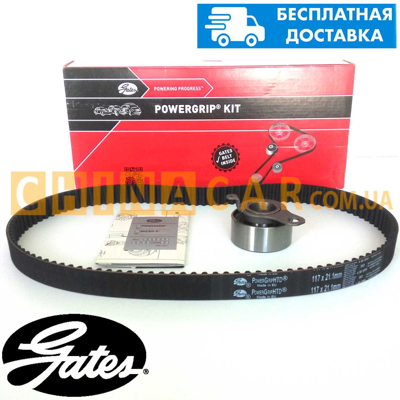 Комплект ГРМ GATES, Lifan 320 (Smily) Лифан Смайли - LF479Q1-1025016A-K