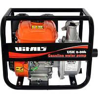 Мотопомпа бензиновая Vitals USK 2-30b