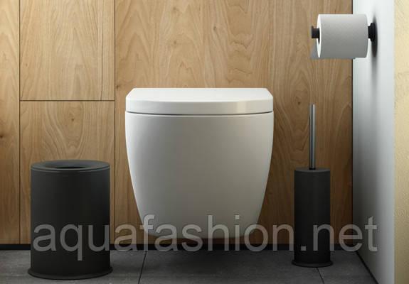 Черное ведро для ванной комнаты Cosmic Geyser 2773602